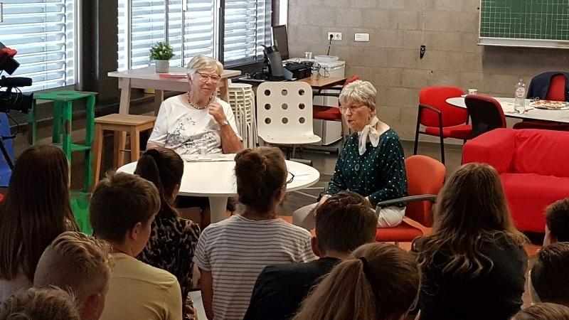 Gastsprekers vertellen over oorlog in Limburg