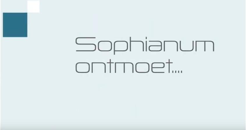 Sophianum Ontmoet - nieuwe vlogserie!